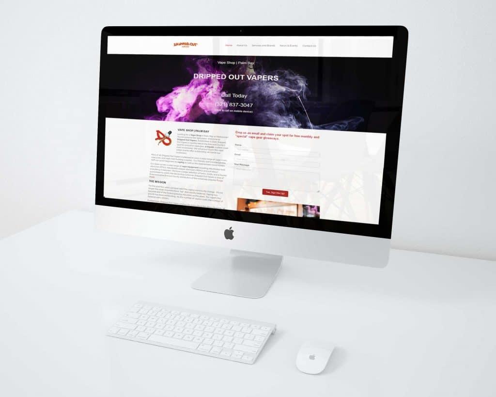 Melbourne Florida Digital Marketing, website design